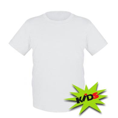 Цвет Белый, Детские футболки - PrintSalon