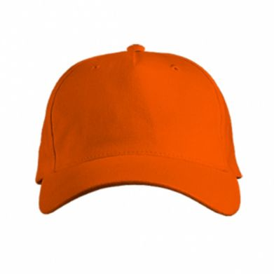 Цвет Оранжевый, Кепки - PrintSalon