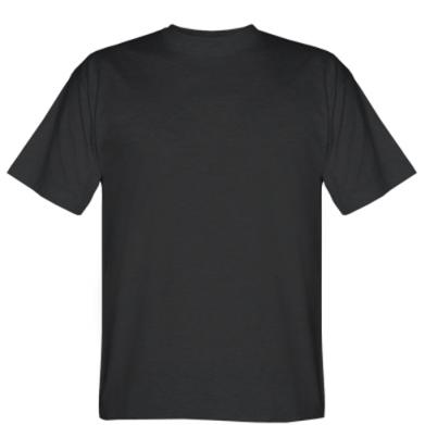 Цвет Черный, Мужские футболки - PrintSalon