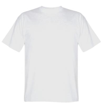 Цвет Белый, Мужские футболки - PrintSalon