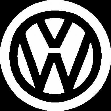 Принт Мужская толстовка на молнии Volkswagen - PrintSalon