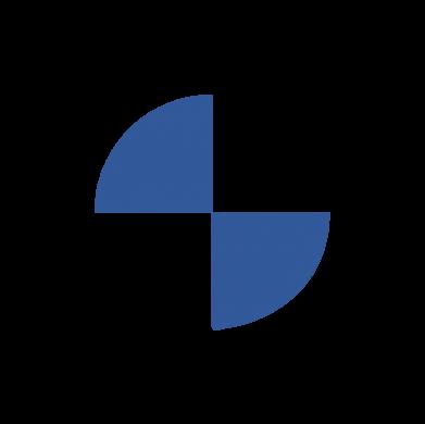 Принт Кружка двухцветная BMW - PrintSalon