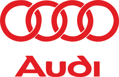 Принт Наклейка Audi - PrintSalon
