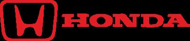 Принт Подушка Логотип Honda - PrintSalon