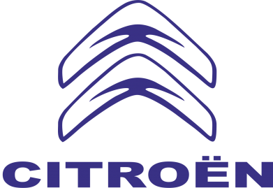 Принт Коврик для мыши Логотип Citroen - PrintSalon