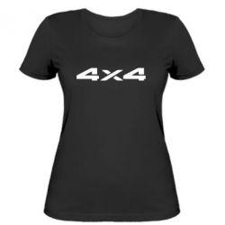 Женская 4x4 - PrintSalon