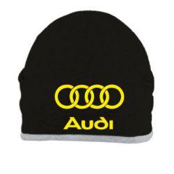 Шапка Audi - PrintSalon