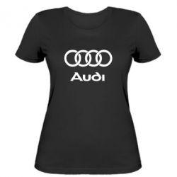 Женская Audi - PrintSalon