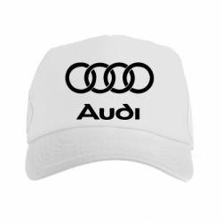 Кепка-тракер Audi - PrintSalon