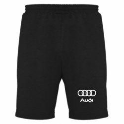 Мужские шорты Audi - PrintSalon