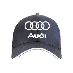 кепка Audi - PrintSalon