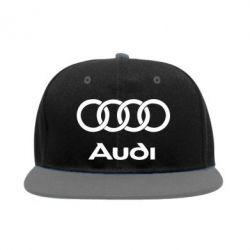 Снепбек Audi - PrintSalon