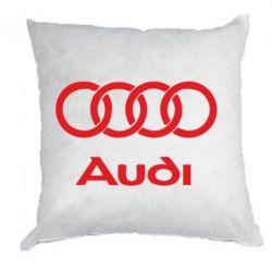 Подушка Audi - PrintSalon