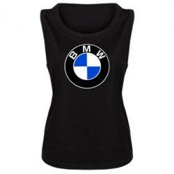 Женская майка BMW - PrintSalon