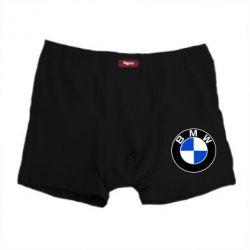 Мужские трусы BMW - PrintSalon