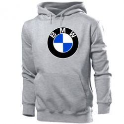 Толстовка BMW - PrintSalon