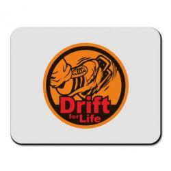 Коврик для мыши Drift for Life
