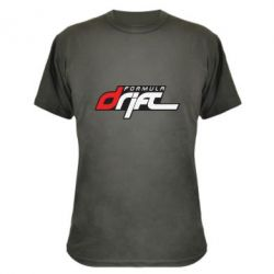 Камуфляжная футболка Drift Formula