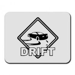 Коврик для мыши Drift - PrintSalon