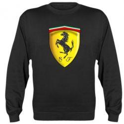 Реглан Ferrari 3D Logo