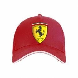 кепка Ferrari 3D Logo