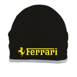 Шапка Ferrari - PrintSalon