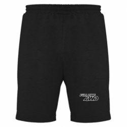 Мужские шорты Full time 4wd - PrintSalon
