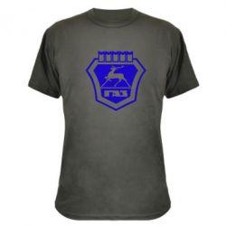 Камуфляжная футболка ГАЗ - PrintSalon