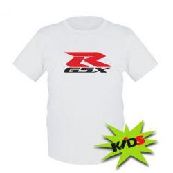 Детская футболка GSX-R