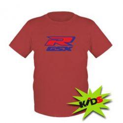 Детская футболка GSX R