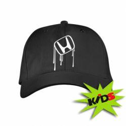 Детская кепка Honda потекла