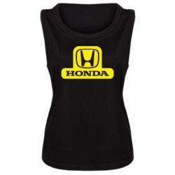 Женская майка Honda Stik