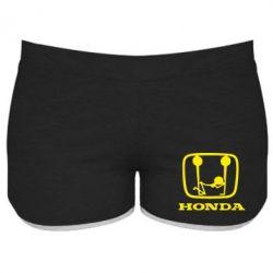 Женские шорты Honda - PrintSalon