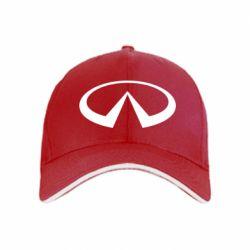 кепка Infiniti logo