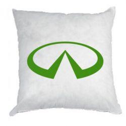 Подушка Infiniti logo