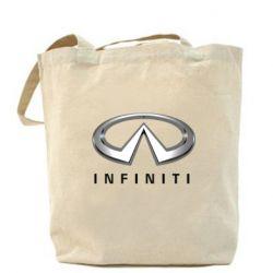 Сумка Infinity Logo 3D
