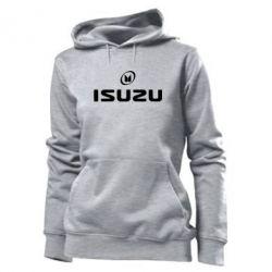 Женская толстовка ISUZU