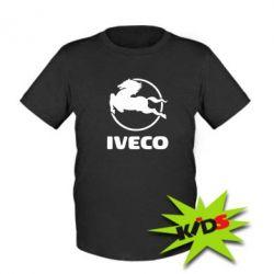Детская футболка IVECO