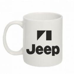 Кружка 320ml Jeep Logo