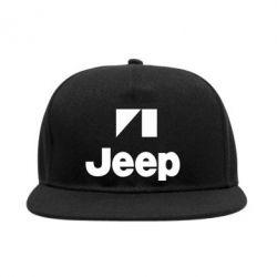 Снепбек Jeep Logo