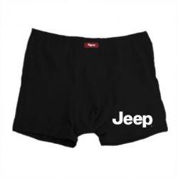 Мужские трусы Jeep