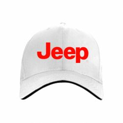 кепка Jeep