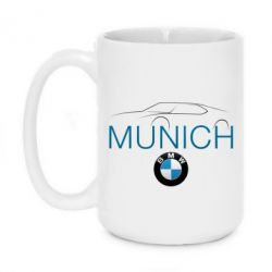 Кружка 420ml BMW Munich