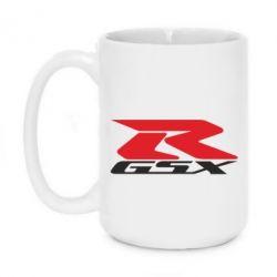 Кружка 420ml GSX-R