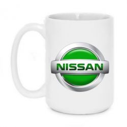 Кружка 420ml Nissan Green