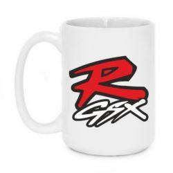 Кружка 420ml Suzuki GSX-R Logo