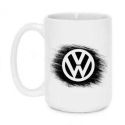 Кружка 420ml Volkswagen art