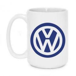 Кружка 420ml Volkswagen - PrintSalon