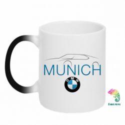 Кружка-хамелеон BMW Munich