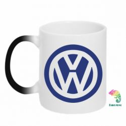 Кружка-хамелеон Volkswagen - PrintSalon